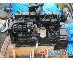 Двигатель cummins запчасти для экскаватора SAMSUNG, HYUNDAI