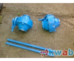 Кран шаровый Ду150 Ру160 газ