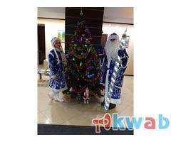 Дедушка Мороз и Снегурочка на корпоратив  в Костроме.