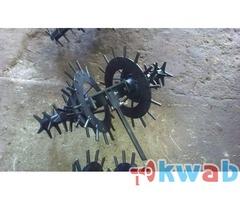 Продаем роторные рыхлители (ежи) для окучников.