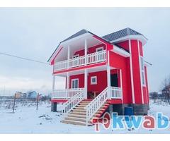 Дом 105 м² на участке 10 сот.