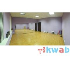 Зал для занятий йогой, танцами, 38 м²