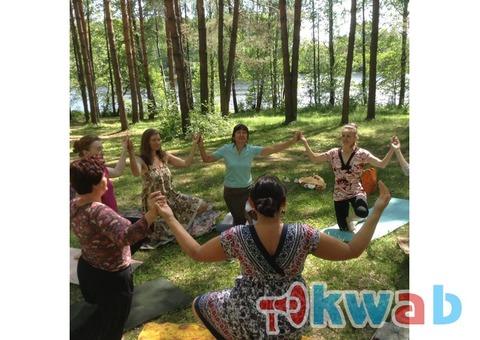 Славянская женская гимнастика Руница в Сочи