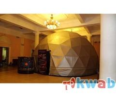 Продается сферический кинотеатр - планетарий