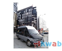 Тур с экскурсиями, транспортом - комфортабельный минивен Форд Транзит