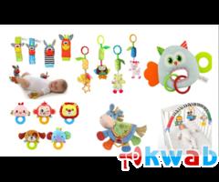 Игрушки для любимых малышей.