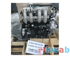 Двигатель ЗМЗ 405 евро 2