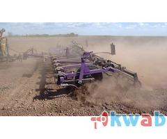Культиватор полевой сплошной обработки почвы
