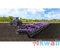 Культиватор сплошной обработки почвы KUSTO