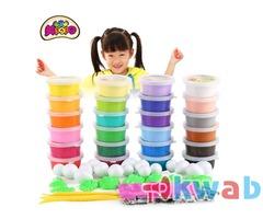 Продаю яркий тесто-пластилин более 10 цветов