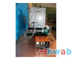 Оборудование по выделению редкоземельных металлов Альфа-9М.