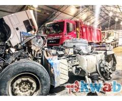 Сервисное обслуживание и ремонт любой сложности грузовой техники