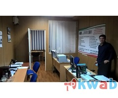 Оборудованный офис с готовыми клиентами