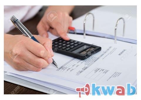 Вакансия : Сотрудник с опытом бухгалтерской работы