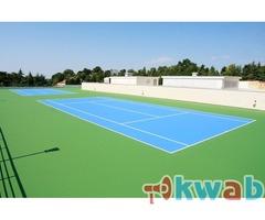 Современное покрытие для теннисного корта – Хард (Hard) –