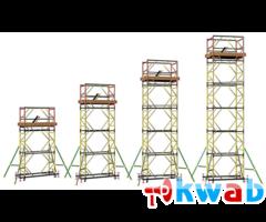 вышка тура строительная 0.7х1.6м, высота 5,2м купить г. Реутов