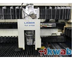 Продаем станок лазерной резки Trumpf TRUMATIC L 2530 Plus, б/у, 2006 г.в.