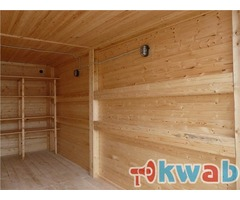 Ремонт гаражных ворот, настил деревянных полов в гараже