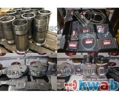 Комплекты запасных частей  на двигатели Cummins: QSK60, QSV81, QSV91, QSK23, КТА50.
