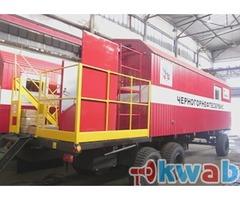 Производство вагон-домов любой сложности с шасси и без шасси