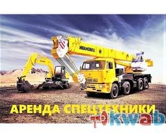 Аренда Автокранов от 16 до 50 тонн в Балашихе