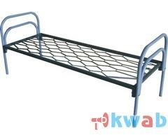 Двухъярусные кровати металлические для дома и дачи