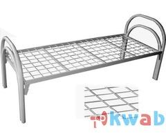 Двухъярусные кровати металлические для хостелов