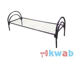 Прочные металлические кровати для строителей и рабочих