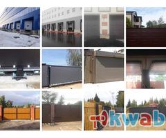 Откатные и секционные ворота DoorHan, автоматика, рольставни