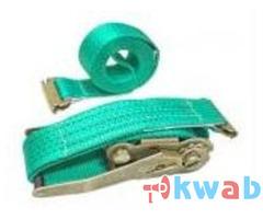 Стяжной ремень с рельсовым захватом (ласточка) 3,5м