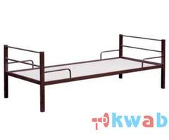 Кровати железные двухъярусные, качественные металлические кровати