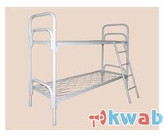 Многоярусные кровати металлические, широкий ассортимент
