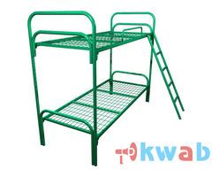 Купить кровати металлические со сварной сеткой для рабочих