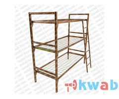 Прочные металлические кровати по низкой цене