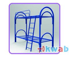 Кровати из металла для рабочих, строителей, ремонтных бригад