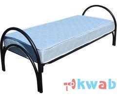 Для больниц, пансионатов, турбаз металлические кровати