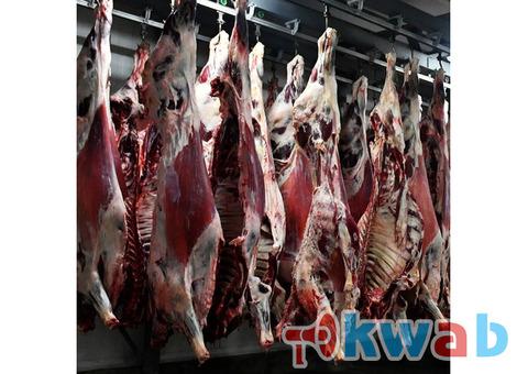 Говядина, свинина, мясо ЦБ, отгрузка в регионы