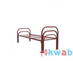 Купить кровати металлические для учебных заведений