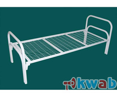 Для турбаз недорогие кровати металлические