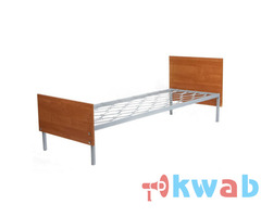 Оптом реализуем металлические кровати
